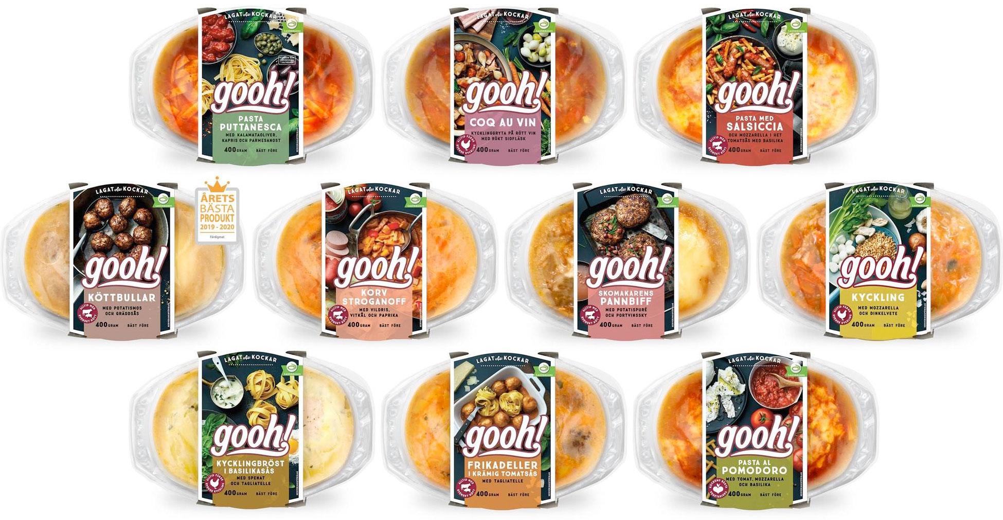 Gooh products