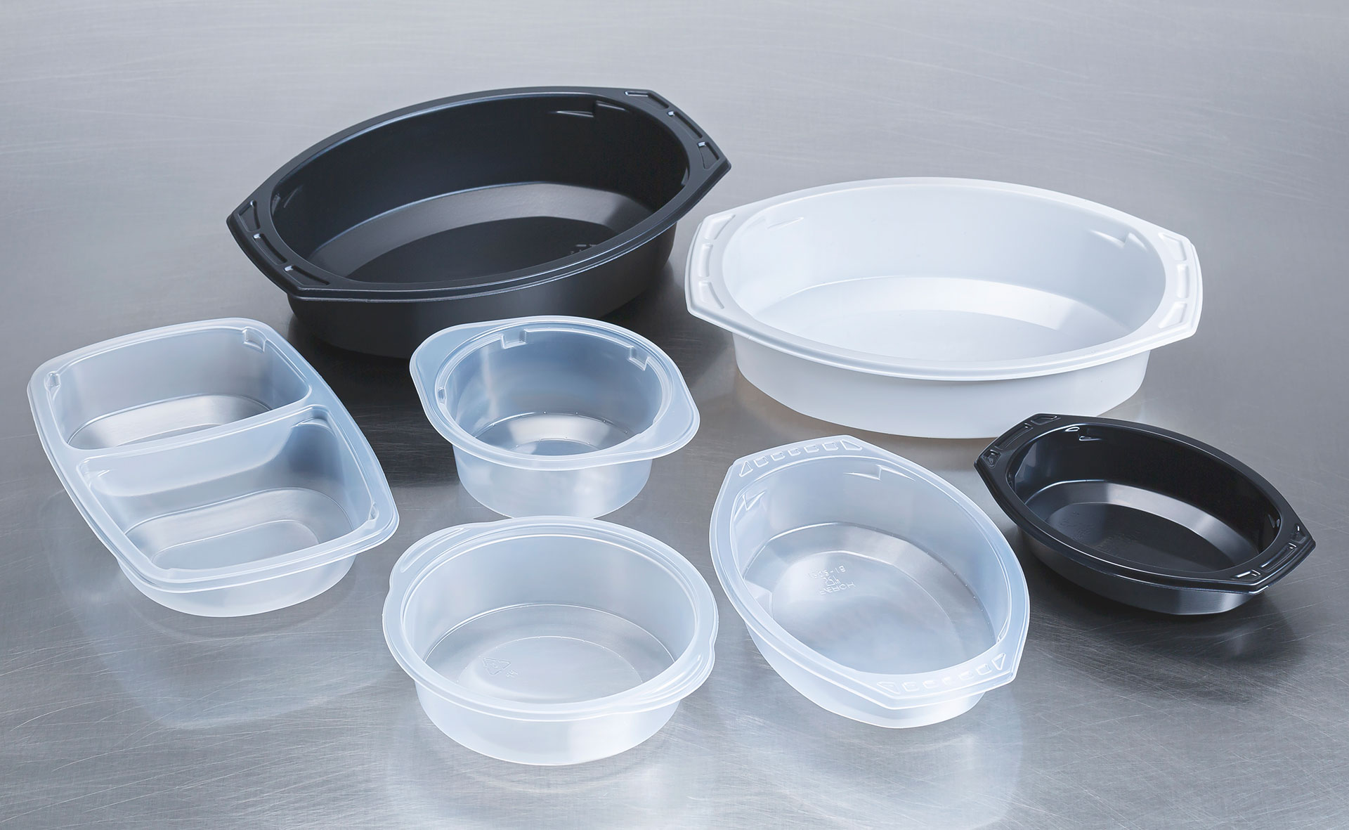 Micvac trays come in different variations, sizes and colours